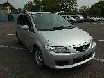Used 2003 MAZDA PREMACY BF56384 for Sale Image 7