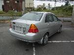 Used 2002 SUZUKI AERIO BF56743 for Sale Image 5
