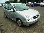 Used 2002 VOLKSWAGEN POLO BF56992 for Sale Image 7