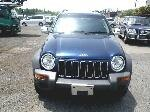 Used 2003 JEEP CHEROKEE BF57070 for Sale Image 8