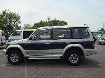 Used 1995 MITSUBISHI PAJERO BF57163 for Sale Image 2