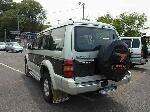 Used 1995 MITSUBISHI PAJERO BF57163 for Sale Image 3