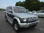 Used 1995 MITSUBISHI PAJERO BF57163 for Sale Image 7