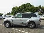 Used 2000 MITSUBISHI PAJERO BF57226 for Sale Image 2