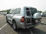 Used 2000 MITSUBISHI PAJERO BF57226 for Sale Image 3