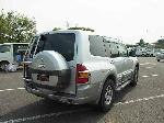 Used 2000 MITSUBISHI PAJERO BF57226 for Sale Image 5