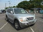 Used 2000 MITSUBISHI PAJERO BF57226 for Sale Image 7