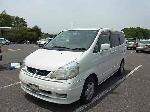 Used 2001 NISSAN SERENA BF57284 for Sale Image 1