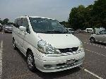 Used 2001 NISSAN SERENA BF57284 for Sale Image 7