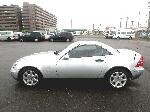 Used 1998 MERCEDES-BENZ SLK BF57302 for Sale Image 2