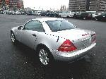Used 1998 MERCEDES-BENZ SLK BF57302 for Sale Image 3