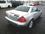 Used 1998 MERCEDES-BENZ SLK BF57302 for Sale Image 5