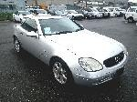 Used 1998 MERCEDES-BENZ SLK BF57302 for Sale Image 7