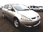 Used 2003 MITSUBISHI GRANDIS BF57321 for Sale Image 7