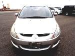 Used 2003 MITSUBISHI GRANDIS BF57321 for Sale Image 8