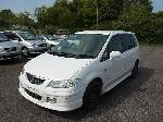 Used 2001 MAZDA PREMACY BF57480 for Sale Image 1