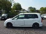 Used 2001 MAZDA PREMACY BF57480 for Sale Image 2
