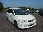 Used 2001 MAZDA PREMACY BF57480 for Sale Image 7