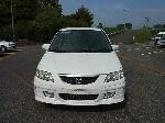 Used 2001 MAZDA PREMACY BF57480 for Sale Image 8