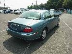 Used 2000 JAGUAR S-TYPE BF57536 for Sale Image 5