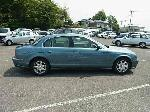 Used 2000 JAGUAR S-TYPE BF57536 for Sale Image 6
