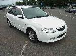 Used 2002 MAZDA FAMILIA S-WAGON BF57590 for Sale Image 7