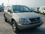 Used 1999 TOYOTA HARRIER BF57658 for Sale Image 7