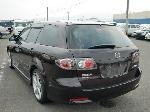 Used 2005 MAZDA ATENZA SPORT WAGON BF57675 for Sale Image 3