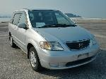 Used 2001 MAZDA MPV BF57692 for Sale Image 7