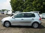 Used 2004 VOLKSWAGEN GOLF BF57838 for Sale Image 2