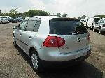 Used 2004 VOLKSWAGEN GOLF BF57838 for Sale Image 3