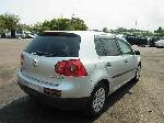 Used 2004 VOLKSWAGEN GOLF BF57838 for Sale Image 5