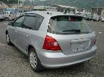Used 2001 HONDA CIVIC BF57927 for Sale Image 3
