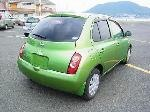 Used 2004 NISSAN MARCH BF57949 for Sale Image 5