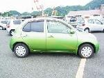 Used 2004 NISSAN MARCH BF57949 for Sale Image 6