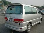 Used 2000 TOYOTA REGIUS WAGON BF58018 for Sale Image 5
