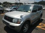 Used 2001 MITSUBISHI PAJERO BF58019 for Sale Image 1