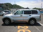 Used 2001 MITSUBISHI PAJERO BF58019 for Sale Image 2