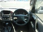 Used 2001 MITSUBISHI PAJERO BF58019 for Sale Image 22