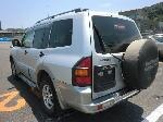 Used 2001 MITSUBISHI PAJERO BF58019 for Sale Image 3