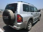 Used 2001 MITSUBISHI PAJERO BF58019 for Sale Image 5