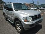 Used 2001 MITSUBISHI PAJERO BF58019 for Sale Image 7