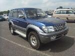 Used 1999 TOYOTA LAND CRUISER PRADO BF58061 for Sale Image 7