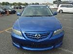 Used 2005 MAZDA ATENZA SPORT WAGON BF58093 for Sale Image 8