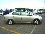 Used 2003 TOYOTA COROLLA SEDAN BF58113 for Sale Image 6