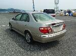 Used 2002 NISSAN BLUEBIRD SYLPHY BF58329 for Sale Image 3