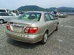 Used 2002 NISSAN BLUEBIRD SYLPHY BF58329 for Sale Image 5