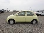 Used 2003 NISSAN MARCH BF58464 for Sale Image 2