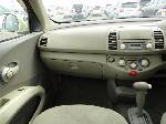 Used 2003 NISSAN MARCH BF58464 for Sale Image 22