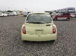 Used 2003 NISSAN MARCH BF58464 for Sale Image 4